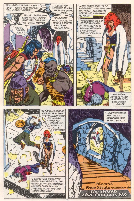Conan the Barbarian (1970) Issue #246 #258 - English 23