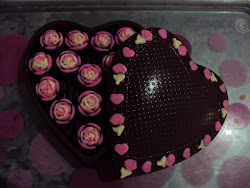 Heart Shape Choc Box