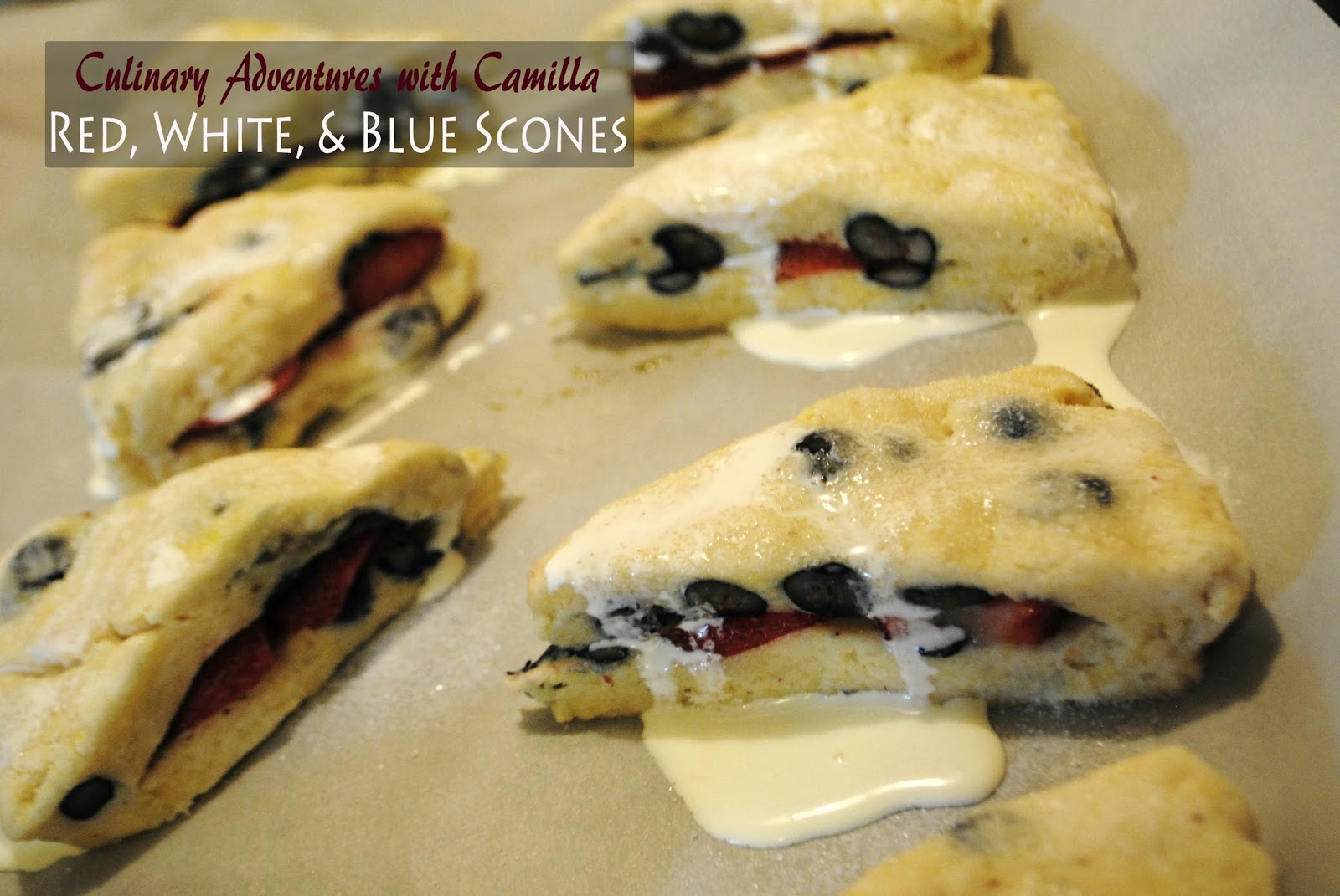 Culinary Adventures with Camilla: Red, White, and Blue ...