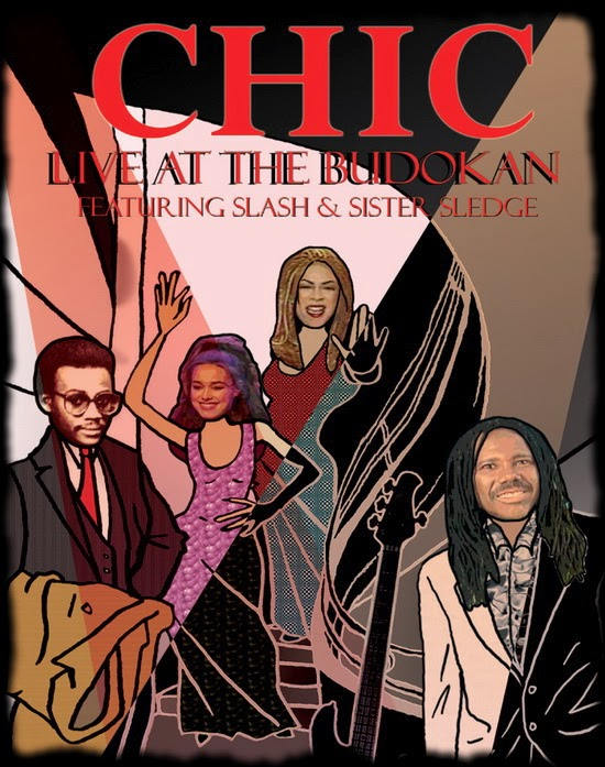Chic - Live At The Budokan 1996 ... 67 minutos