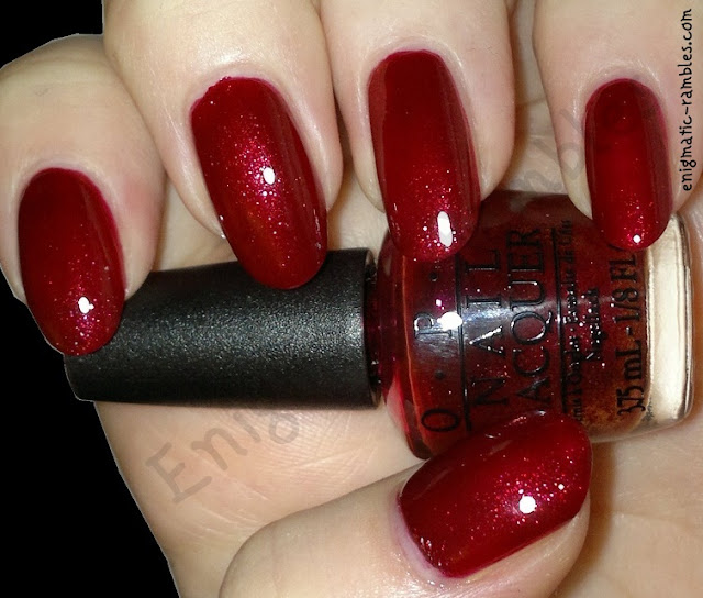 Swatch-OPI-Red-Fingers-and-Mistletoe