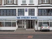 Stand Hotel Blackpool, promenade Blackpool,