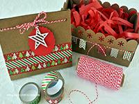 Empaquetado navideño I