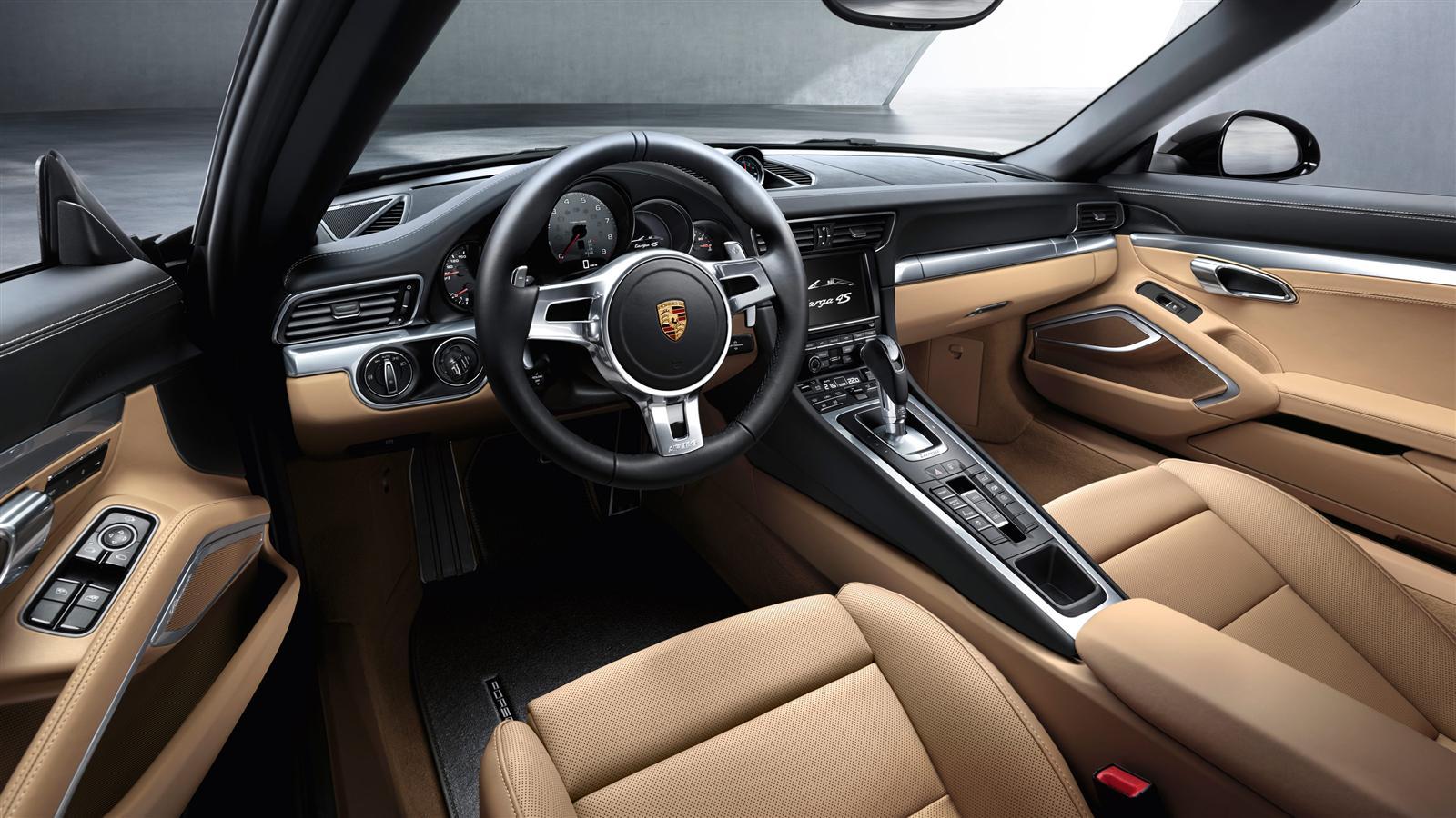 porsche 911 turbo black interior. 2015 porsche 911 targa turbo black interior