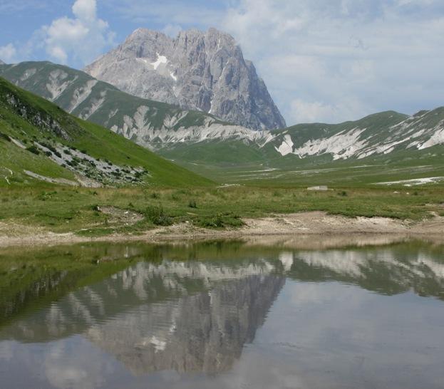Gran Sasso (Apeninos - Italia)