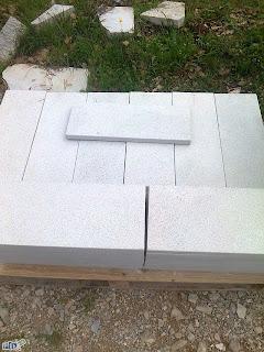 paleta poliranog kamena