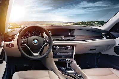 2015 BMW X1 Interior