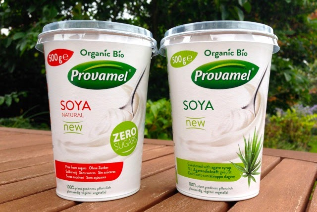 Provamel - Natural Soya Yoghurt - Zero Sugar & Sweetened