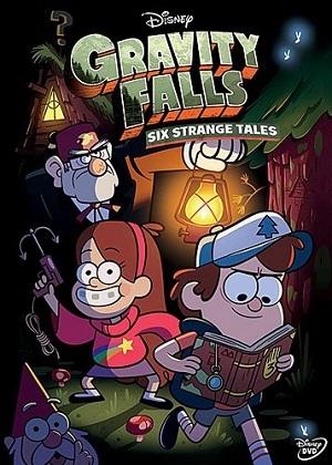 Gravity Falls - Um Verão de Mistérios - 1ª Temporada Torrent Download