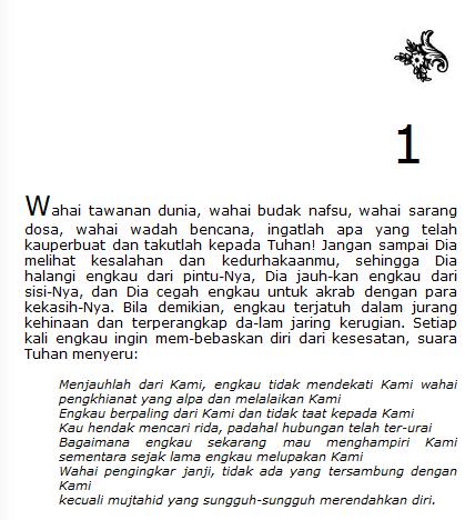 Buku Air Mata Cinta Pembersih Dosa screen1