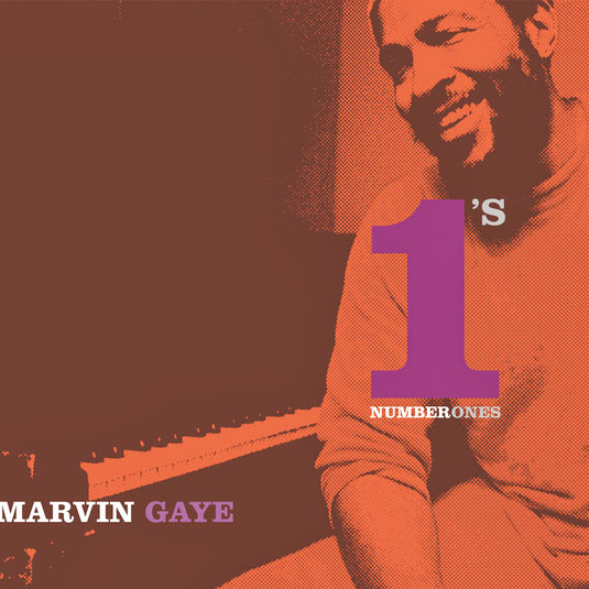 Marvin Gaye - Number 1's: Marvin Gaye Cover