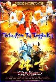 Thiếu Lâm Tự Truyền Kỳ - Võ Thuật Trung Quốc