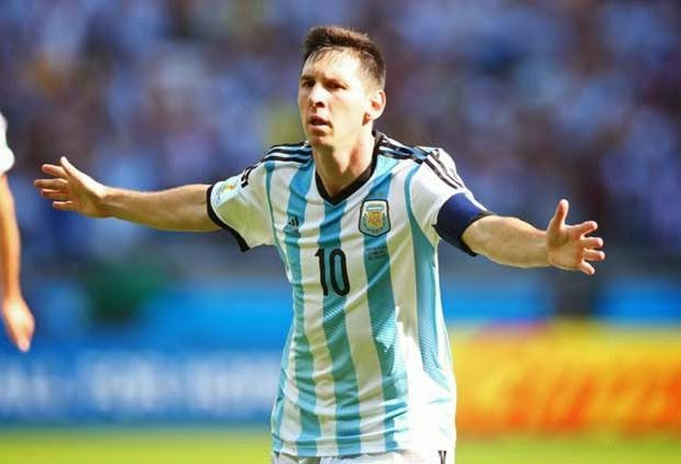 Gol semata wayang Lionel Messi Selamatkan Bandar Judi Dari Kerugian