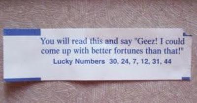 20 Funny Fortune Cooki...