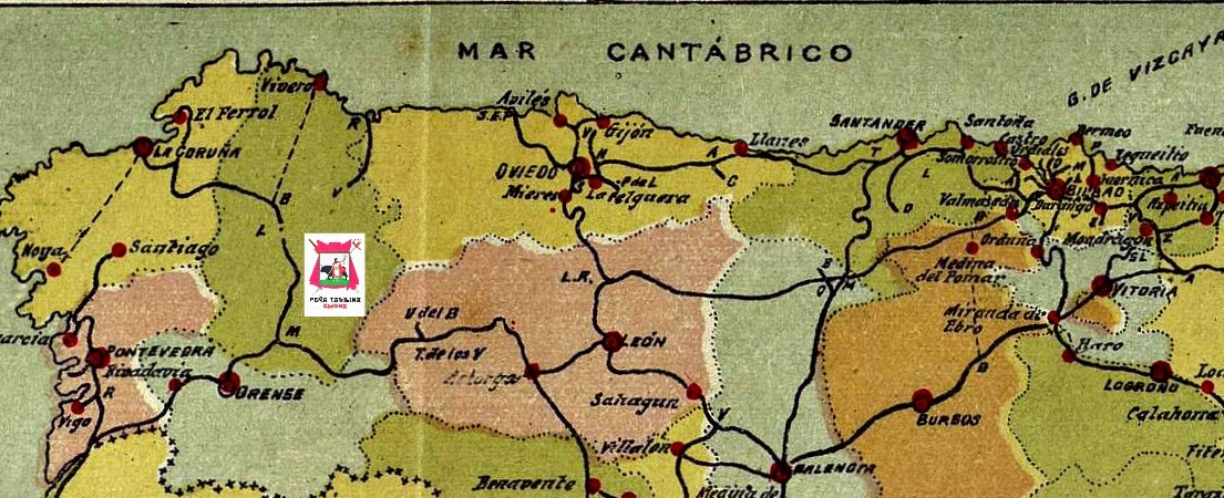 ASTURIAS TOROS 1917