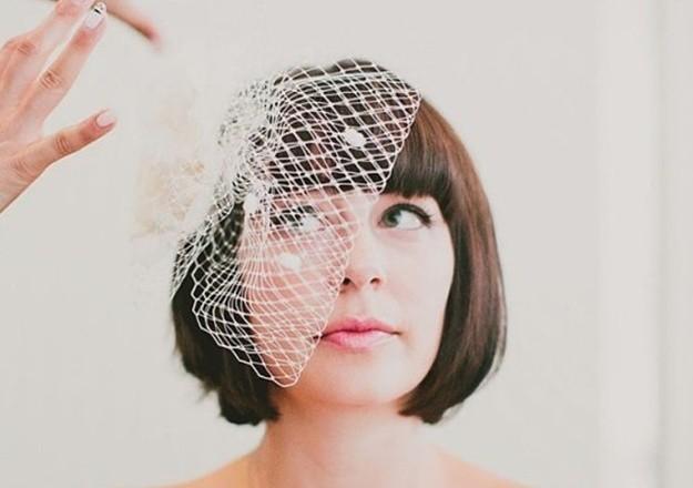 Peinados de novia con velo y recogidos consejos - Peinados Novia Con Velo