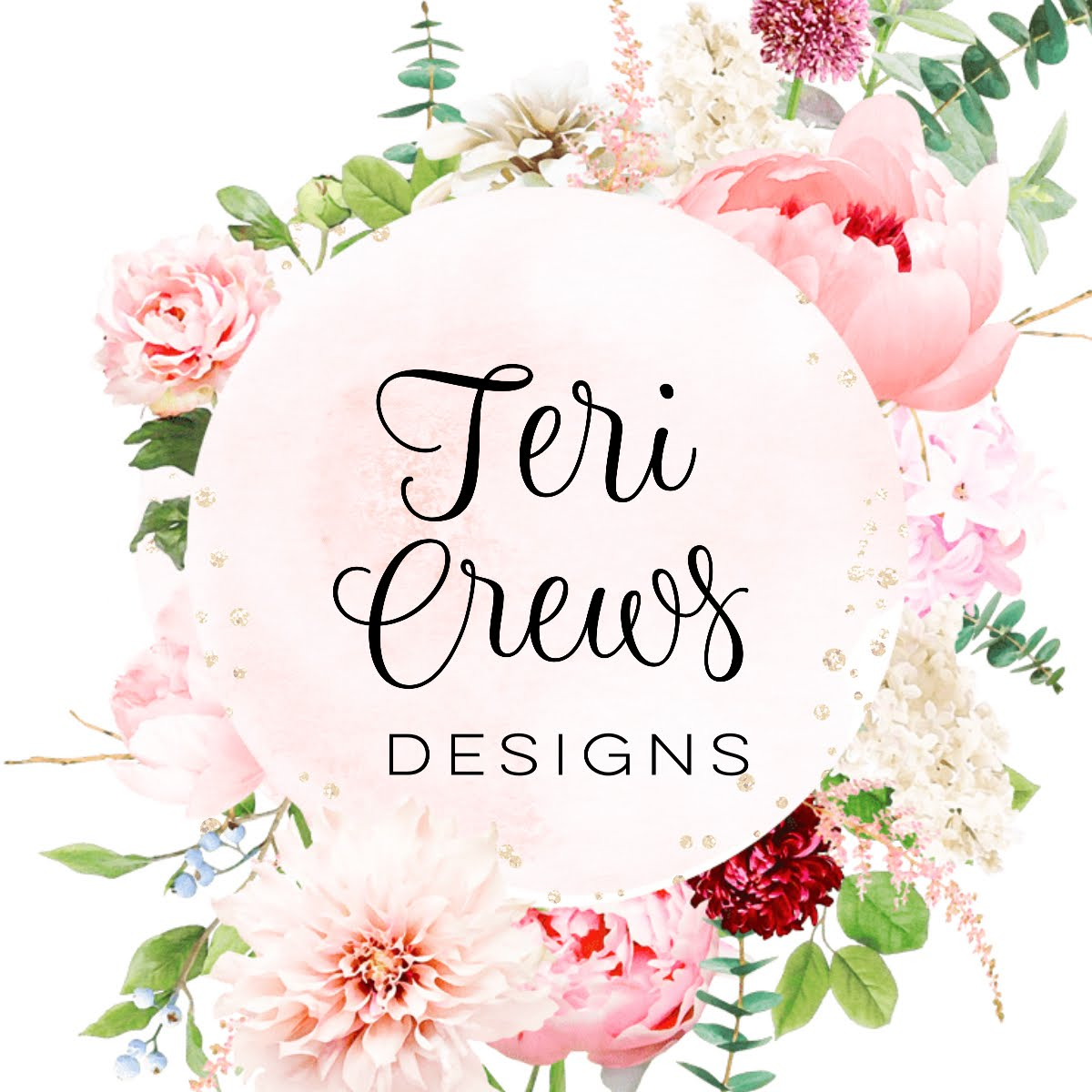 Teri Crews Designs Website