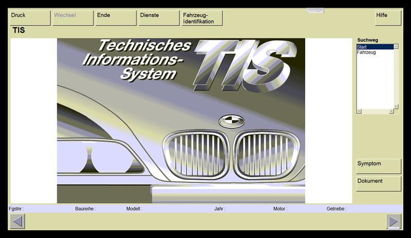 Bmw tis 12 2007 download