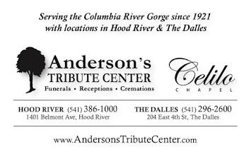 Anderson's Tribute Center