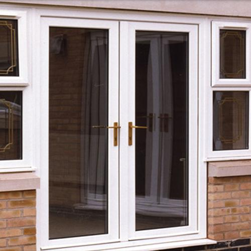 Home security solutions home security french doors for Security doors for french doors
