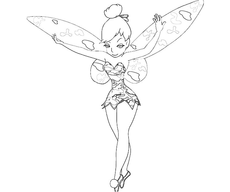 printable-tinkerbell-hot-characters_coloring-pages