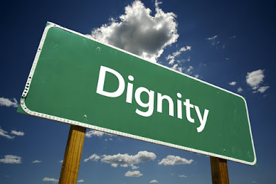 Is This Really Who We Are? Dignity-road-sign-247aed