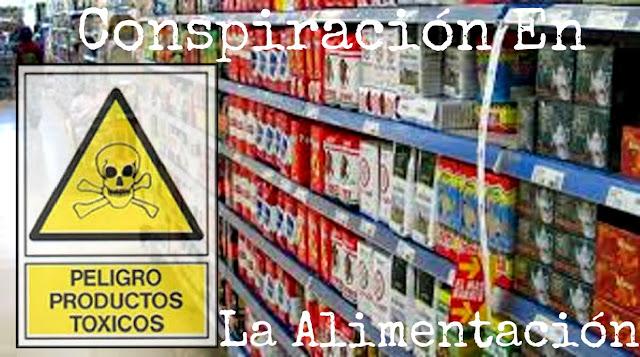 """10 Químicos nocivos para la salud que se venden legalmente como """"Alimento"""""""