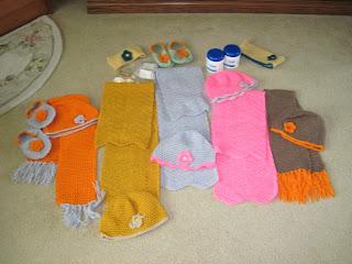 crochet donations for homeless