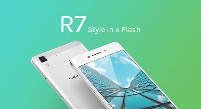 Oppo R7 الهاتف الصيني القادم بقوة