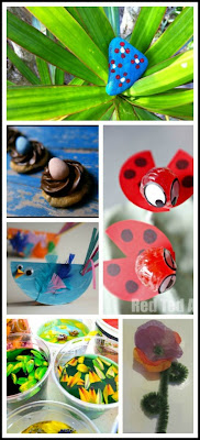 25 kids activities for spring