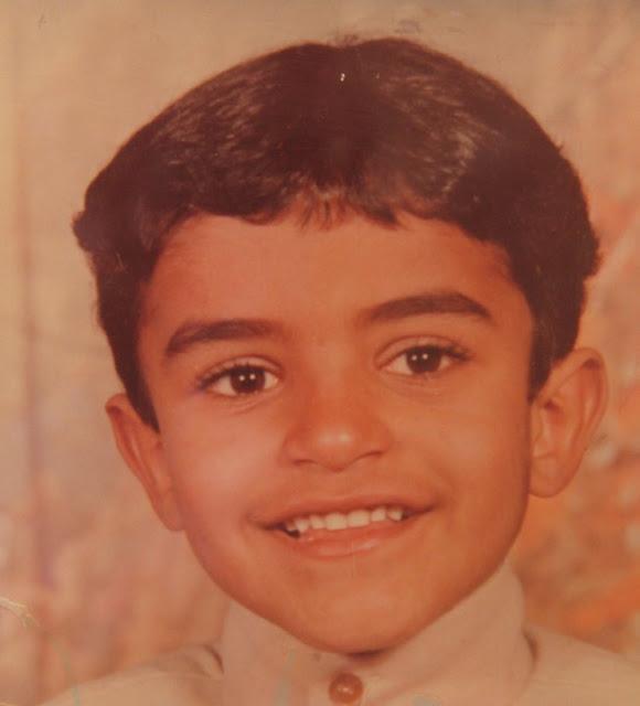 شاهد كيف كان المشاهير الآن وهم صغار وصور من أيام الطفولة