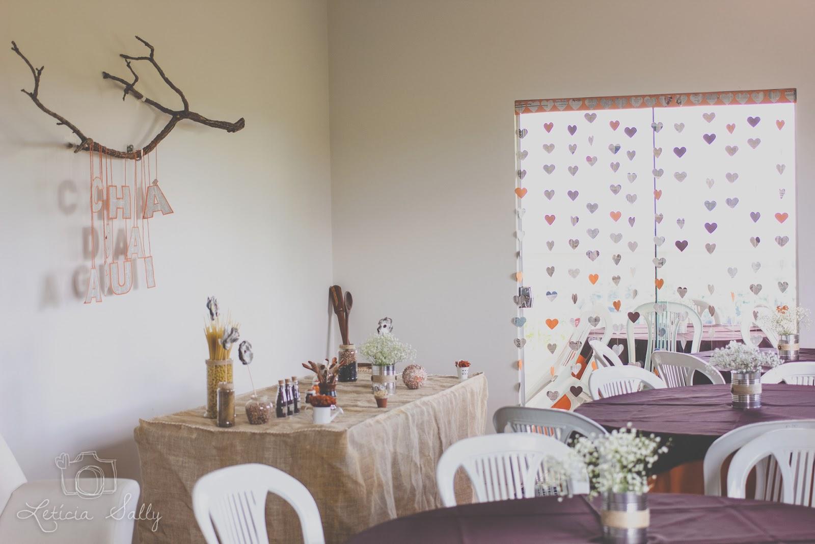 Ch De Panela Agnes Noivinhas De Luxo ~ Decoracao Para Cha De Cozinha