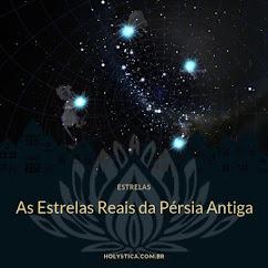 AS ESTRELAS REAIS DA PÉRSIA ANTIGA