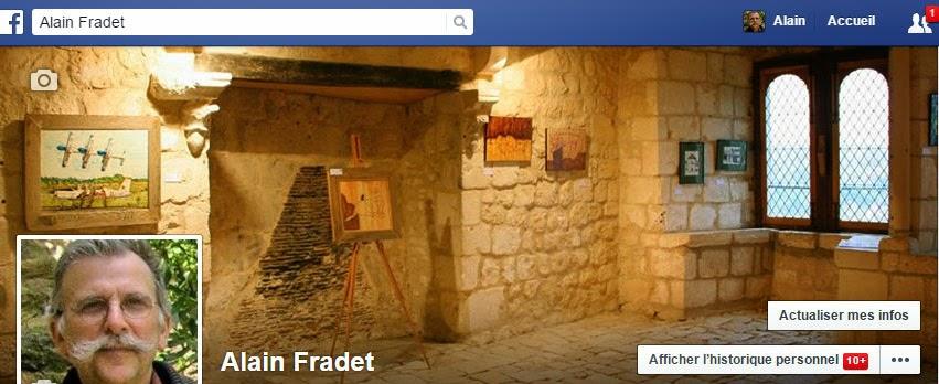 Ma page facebook artiste