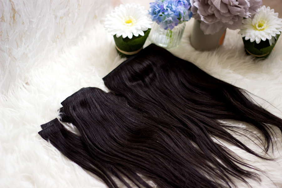 Fashstyleliv irresistible me clip in hair extensions review i always check the wefts when i get my hair extensions to see if they are well made any hair extension wefts which are sewn well always last longer pmusecretfo Choice Image