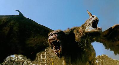 Hush Dragons: Wrath of the Titans (2012)