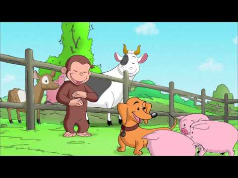 Curious George spring movie