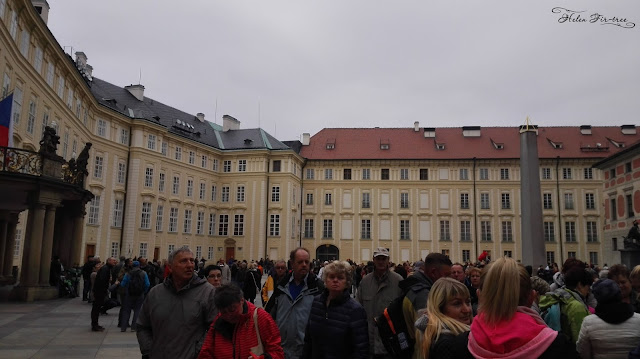 Helen Fir-tree путешествие по Праге trip to Prague