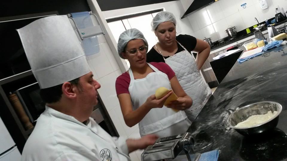 Curso Pastas, Salsas & Ragù
