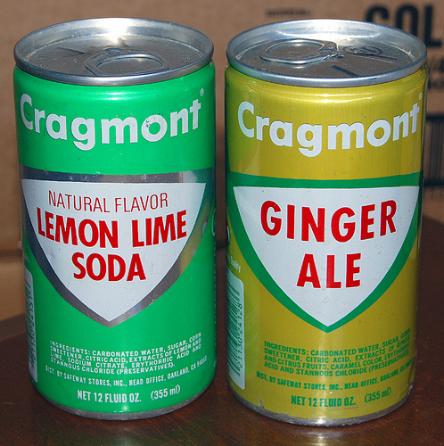 History's Dumpster: Cragmont Soda