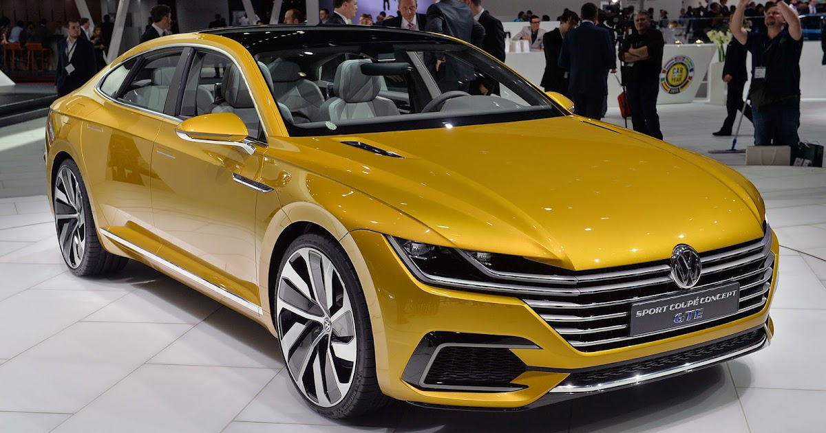 All Cars New Zealand 2015 Volkswagen Sport Coupe Gte Concept