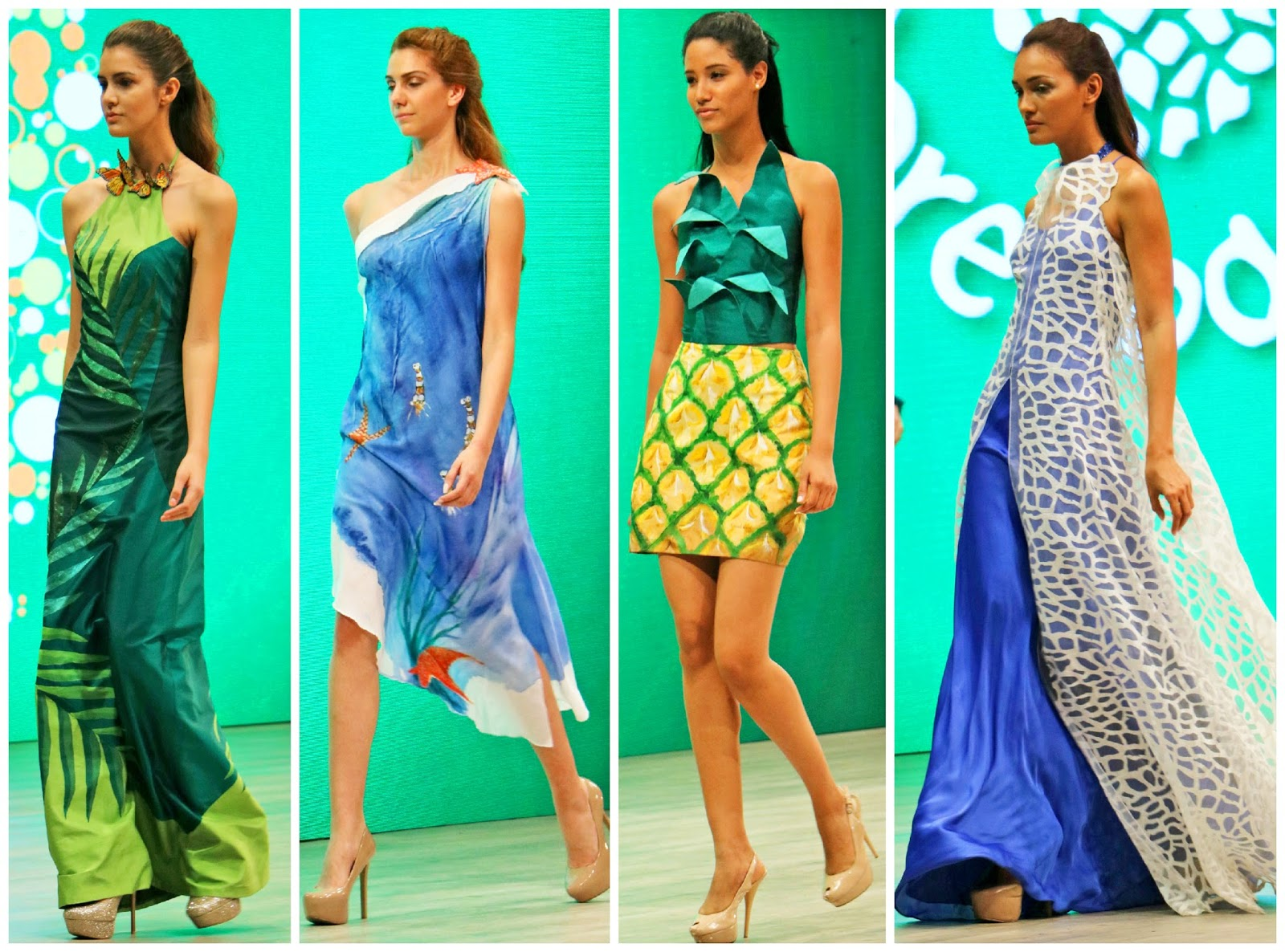 Gorgeous designs inspired by nature!