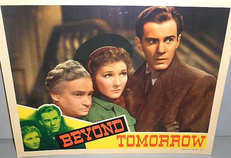 A Vintage Nerd, Vintage Blog, Vintage Christmas, Classic Christmas Films, Old Hollywood Blog, Classic Film Blog, Beyond Tomorrow