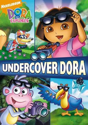 Dora la Exploradora: Super Espia – DVDRIP LATINO