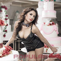 Shinta Bachir Popular - Foto Seksi Model Indonesia