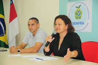 Semana de regularização de convênios com prefeituras do interior