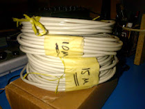 COAXIAL CABLE RG-58 BELDEN 9907 NEW (DIJUAL)