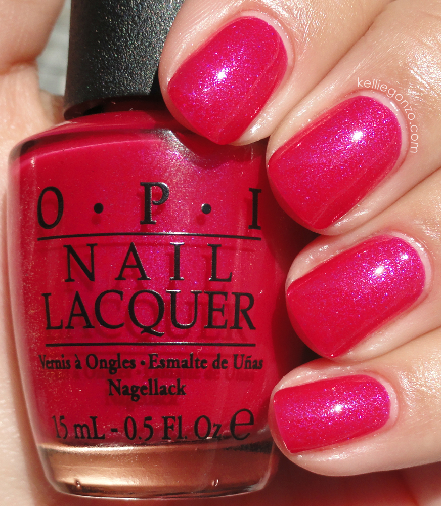 Fashion style Opi minnie vintage mouse summer nail collection for lady