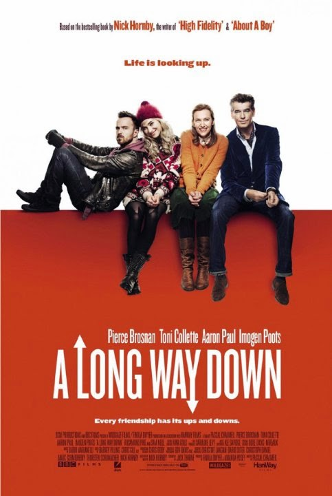 Düşerken – A Long Way Down (Türkçe Dublaj) Full İndir