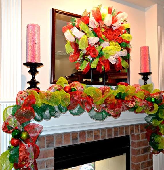 Decoracion de chimeneas para navidad parte 5 - Chimeneas decoradas ...